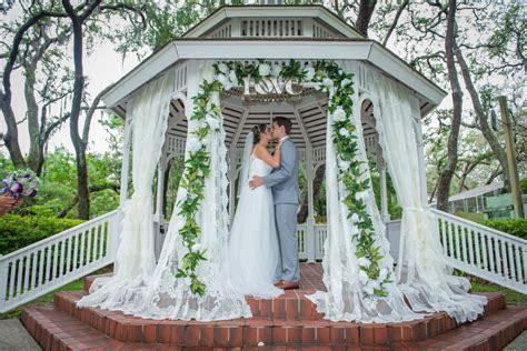 Gazebo Wedding Ceremony   Cherished Ceremonies Weddings