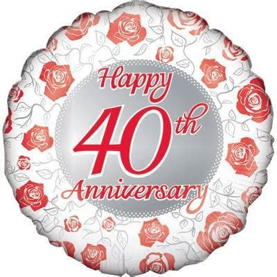 40th Wedding Anniversary Gifts   gifts .ie
