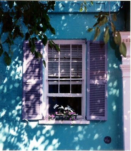 When (Design) Rules Are Made to Be Broken: Exterior Paint