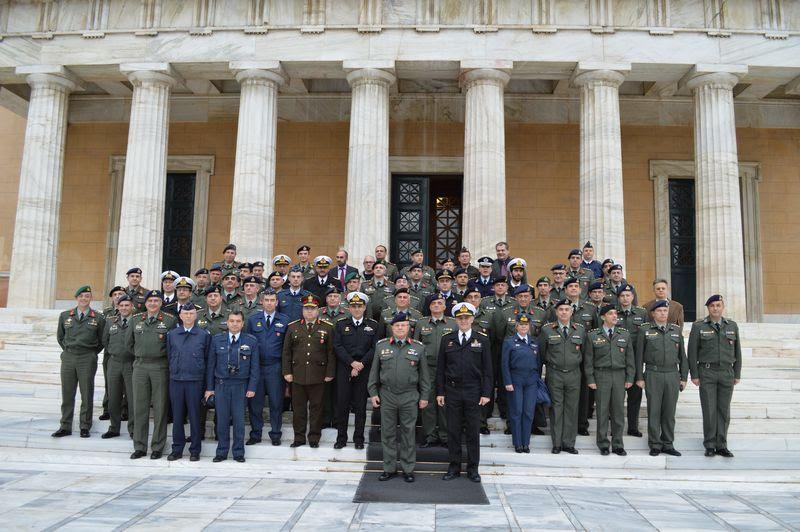 Κατάληψη της Βουλής) απο ...Αξιωματικούς της ΣΕΘΑ