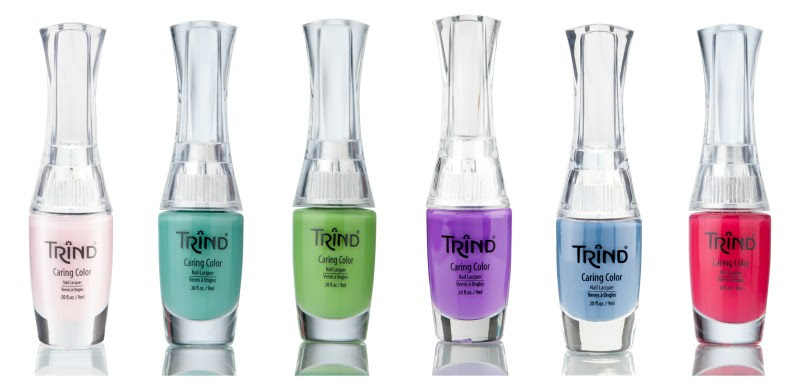 Get Nails Summer Ready with Trind & GIVEAWAY