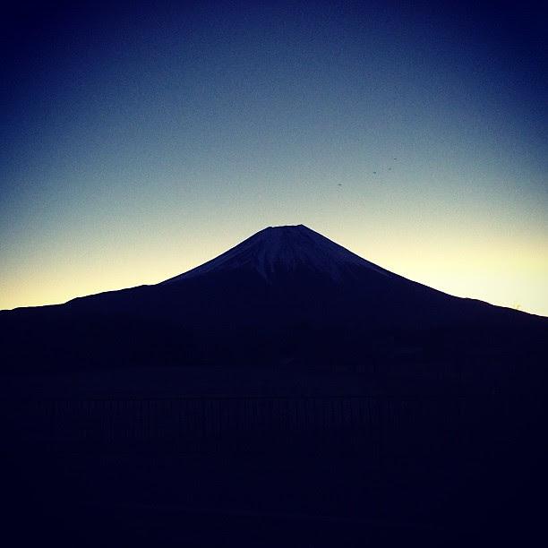 Predawn Mt.Fuji