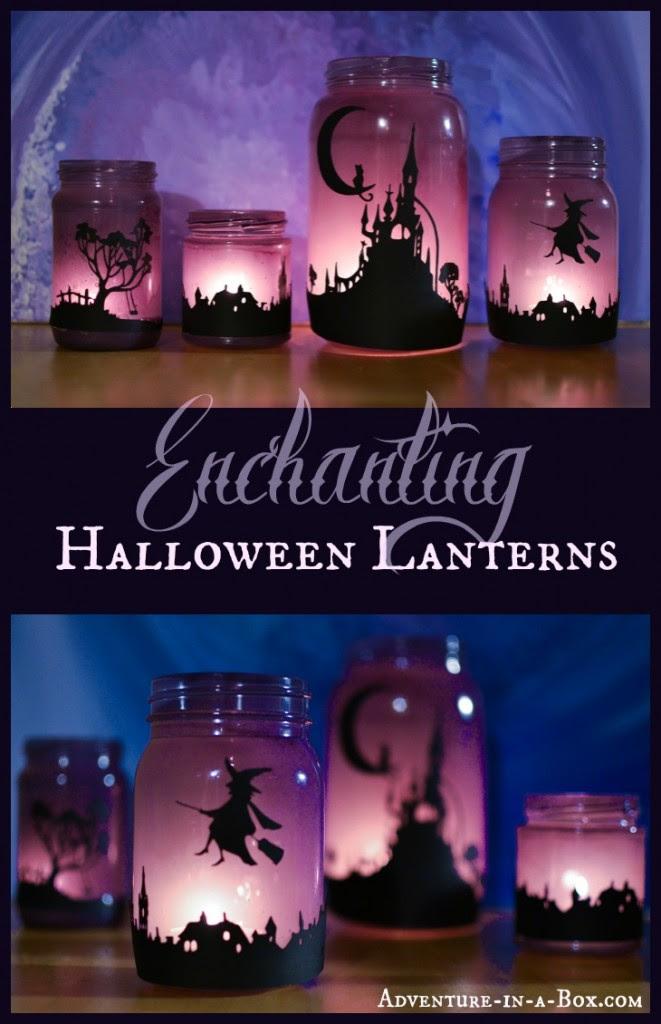 Enchanting-Halloween-Lanterns-Header from Adventure in a box
