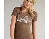NYC Brooklyn Bridge - Women Short Sleeve - 8 Colors Available