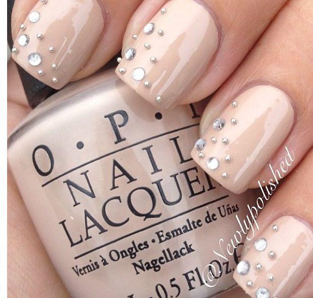 Bio gel nail art  #nailart #nails #design #fashion #beauty #unique #ideas #share #trend #classy #sophisticated