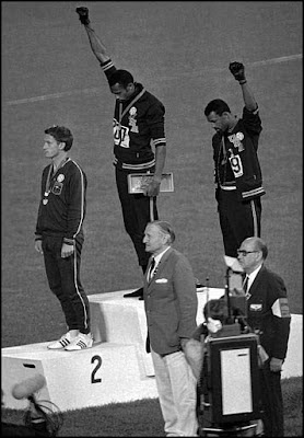 Tommie Smith and John Carlos, Mexico 1968