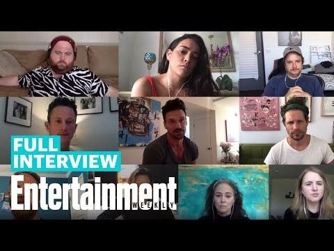 Kingdom'Interview: Frank Grillo, Kiele Sanchez, Jonathan Tucker, & More| Entertainment News