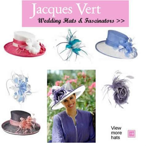New Collection of Pink Jacques Vert Hats on Sale Today