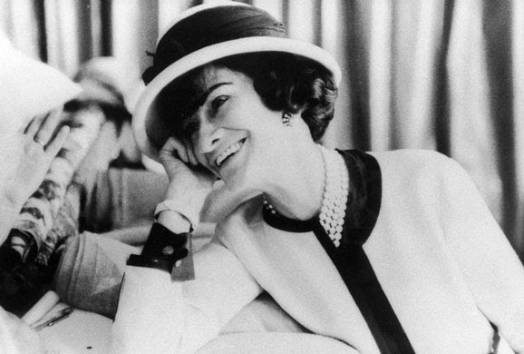 Coco Chanel: Coco Chanel c.1940