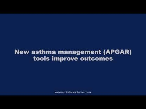 New asthma management (APGAR) tools improve outcomes