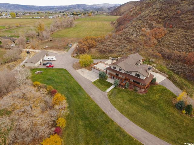 487 COBBLE CREEK LN, Heber City, UT 84032 (MLS # 1350317)