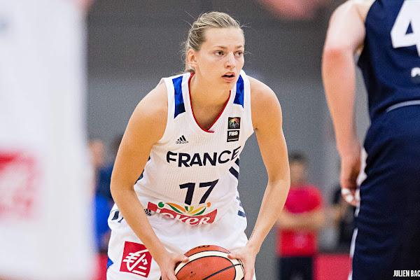 914468bd86662 Marine Johannès bientôt en WNBA ?