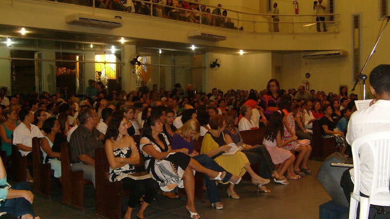 Igreja Batista Emanuel - Recife Prn.