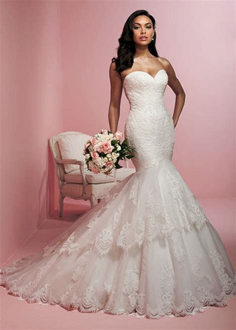 Most Beautiful Wedding Dress Design Ideas ? OOSILE