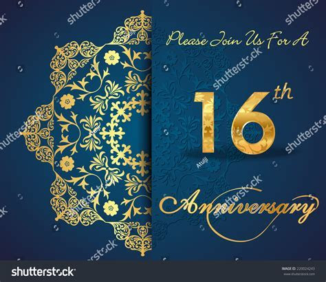 16th Anniversay Designs Pictures to Pin on Pinterest
