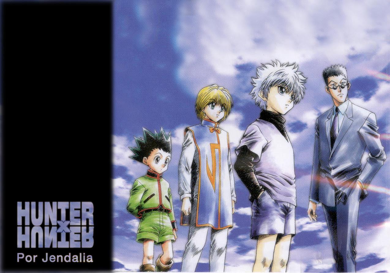 Best Anime Hunter X Hunter Image Gallery For Wallpapers Desktop Hd