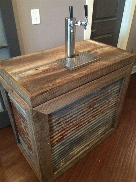 He Turned a Cheap Freezer Into an Industrial Kegerator For