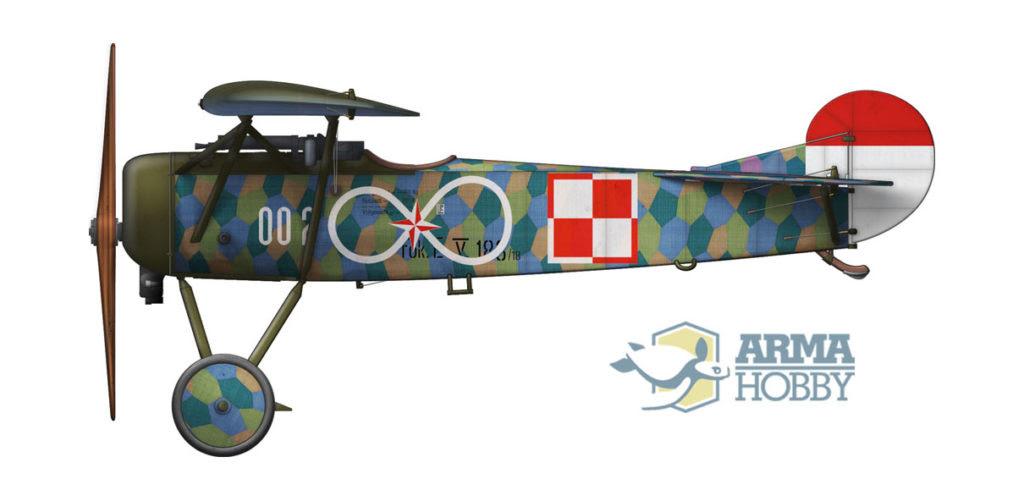 Fokker E.V Idzikowski