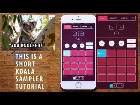 Koala Sampler Short Tutorial by Greg Explains