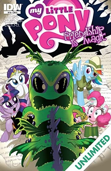My Little Pony Comic 16