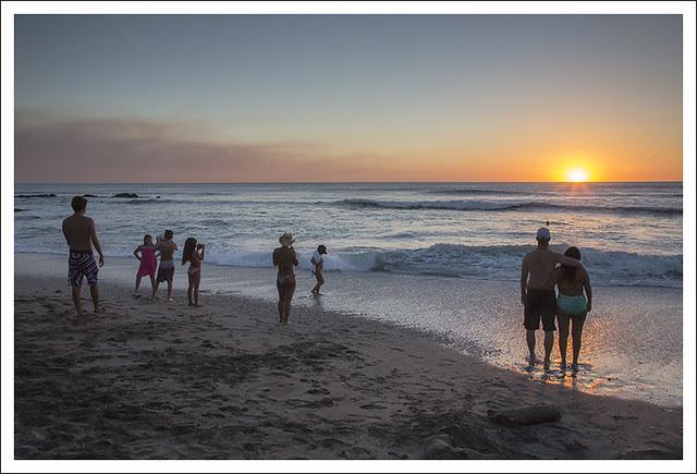 Sunset At Langosta 2014-01-18 1