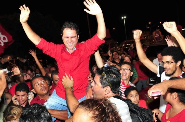 Edivaldo Holanda Júnior é o novo prefeito de São Luís