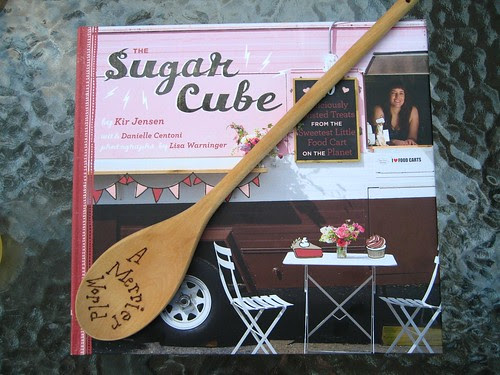 The Sugar Cube's Coffee Mallow Meringue Pie