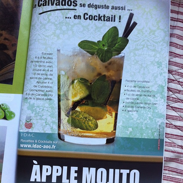 Apple Mojito. I'm not so sure about this.