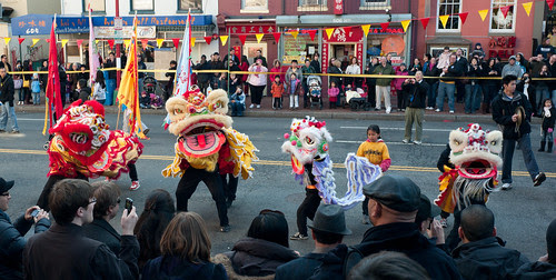 Chinese New Year in DC, Leica M8, Zeiss 25mm f2.8 by Reed A. George