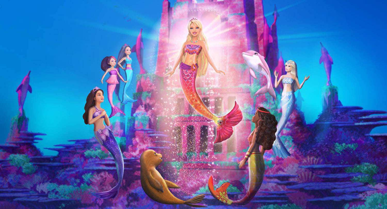 Barbie In A Mermaid Tale Wallpapers High Quality Download Free