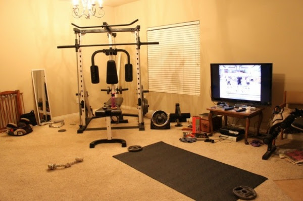 Home Fitness: Designing Your Own Home Gym