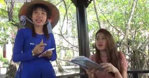 Cận cảnh làng du lịch Mỹ Khánh Cần Thơ | món canh chua cá lóc và gà kho xã ớt