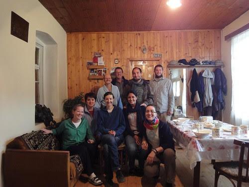 Alojamento em Mestia aldeia UNESCO nas montanhas