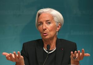 International Monetary Fund Managing Director Christine …