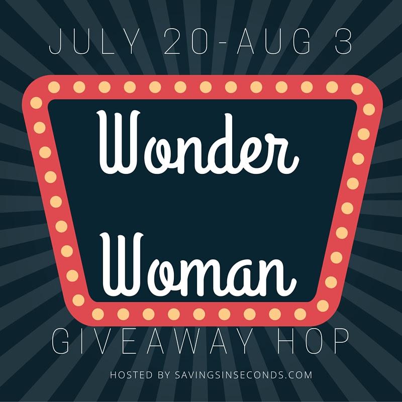 Wonder woman supermom