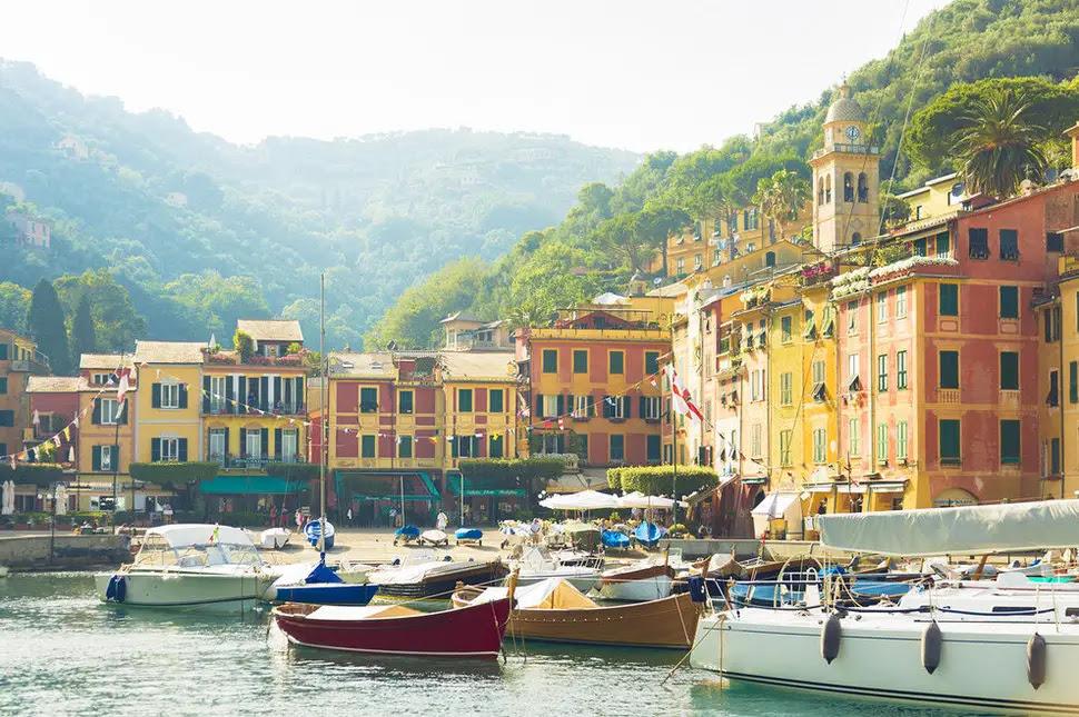 Portofino, en Italie