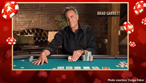 Avatar of Actor Brad Garrett Hosts 'Celebrity Home Game' Poker Event