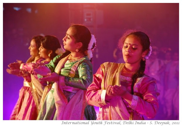Best dance and public events pictures - S. Deepak, 2011