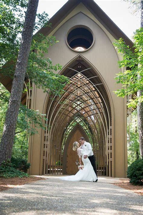 Mildred B. Cooper Memorial Chapel Weddings