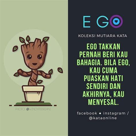 ego takkan  beri kau bahagia  ego kau