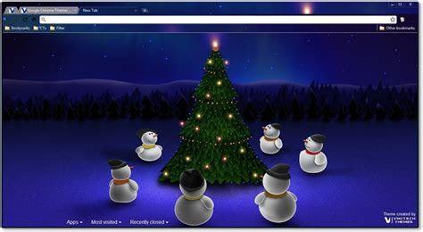 Google Chrome Themes   Christmas [Holiday Themes]