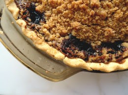 Shoofly Pie is a wonderful pie made in the southern United States.