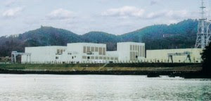 Tohoku Electric's idled Onagawa power plant. Source: Tohoku Electric