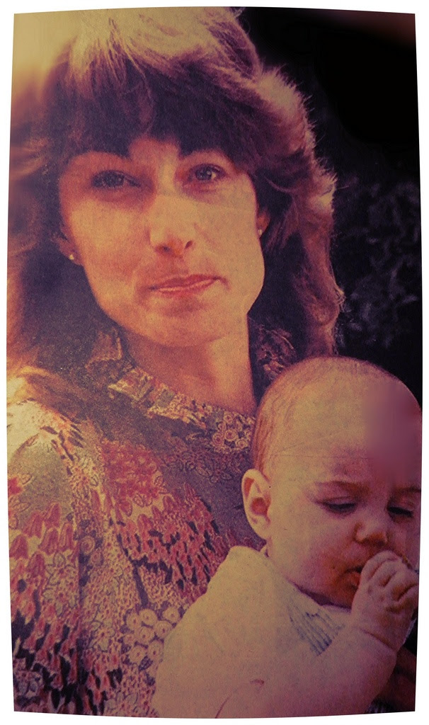 Carole Middleton and her daughter Catherine (now HRH The Duchess of Cambridge)