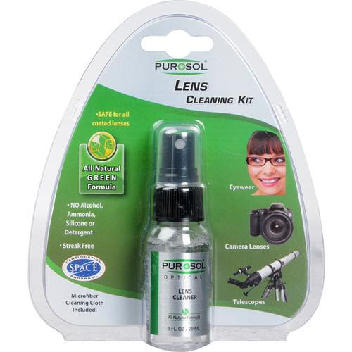 Purosol Optical Lens Cleaning Small Kit