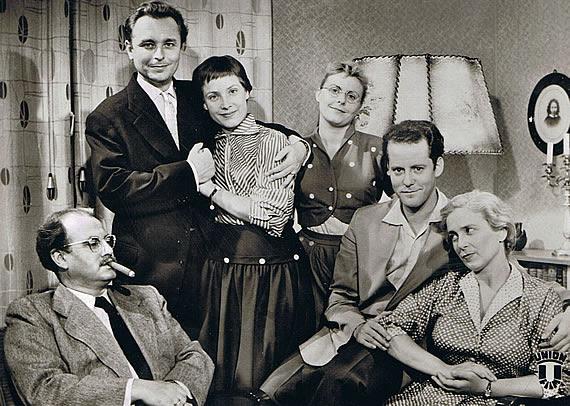 1955 Familie Hesselbach im Film