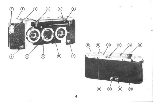 realist stereo camera instruction manual 4