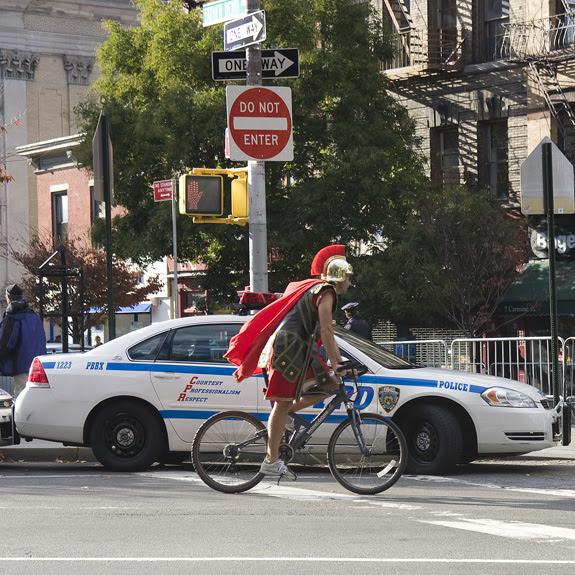 NYC Halloween 2010
