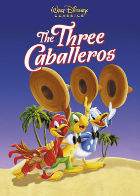 Three Caballeros, The