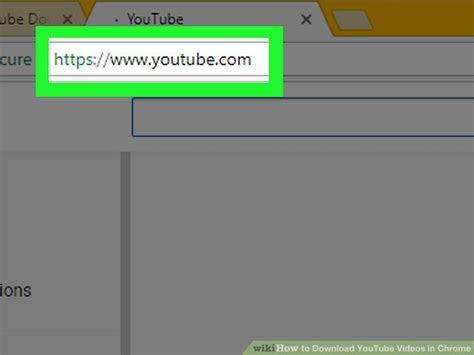 ways   youtube   chrome wikihow